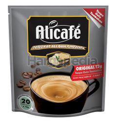 Ali Cafe 5in1 Tongkat Ali Ginseng Coffee No Sugar 20x12gm