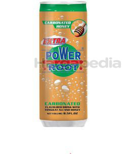 Power Root Carbonated Tongkat Ali With Extra Honey Can 250ml