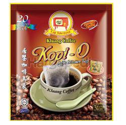 Kluang Black Coffee Kopi-O 20x10gm