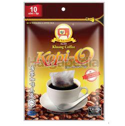 Kluang Black Coffee Kopi-O 10x10gm