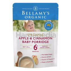 Bellamy´s Organic Apple & Cinnamon Porridge 125gm