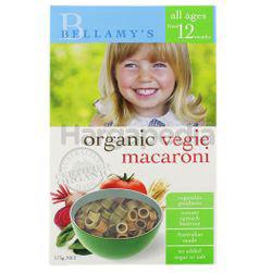 Bellamy's Organic Vegie Macaroni 175gm