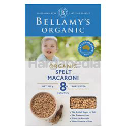 Bellamy's Organic Spelt Macaroni 200gm