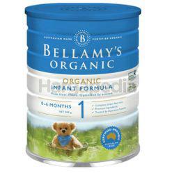 Bellamy's Organic Infant Formula Milk Stage 1 900gm