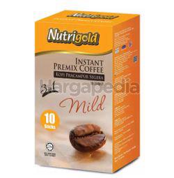 Nutrigold 3in1 Instant Coffee Mild 10x20gm
