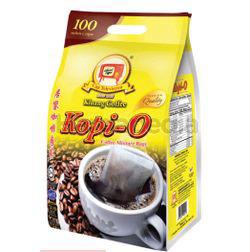 Kluang Black Coffee Kopi-O 100x10gm