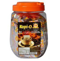 Kluang Black Coffee Kopi-O 50x10gm