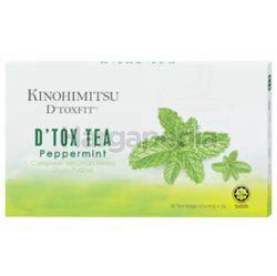 Kinohimitsu D'toxfit Peppermint Tea 30x2gm