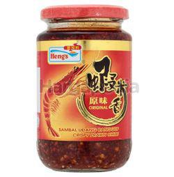 Heng's Crispy Prawn Chili 340gm