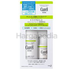 Curel Trial Kit Skincare 1set