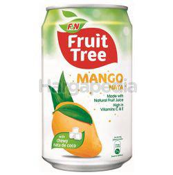 FruitTree Fruit Juice Mango Nata 300ml
