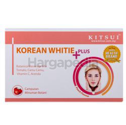 Kitsui Korean White Plus 17x5gm