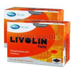 Mega Livolin Forte 2x50s+10s