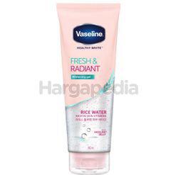 Vaseline Fresh & Radiant Rice Water Whitening Gel 180ml