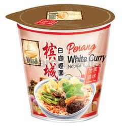 My Kuali Penang White Curry Noodle Cup 95gm