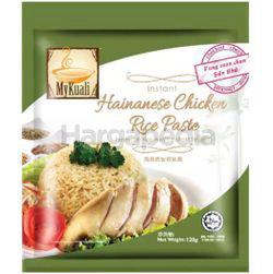 My Kuali Instant Hainanese Chicken Rice Paste 120gm