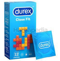 Durex Close Fit 12s