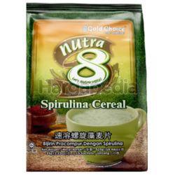 Gold Choice Nutra 8 Spirulina Cereal 15x35gm