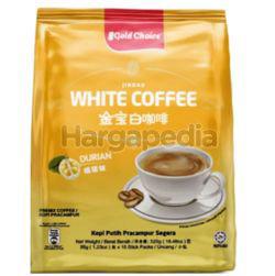 Gold Choice Jin Bao White Coffee Durian 15x35gm