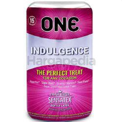 ONE Condoms Indulgence 15s