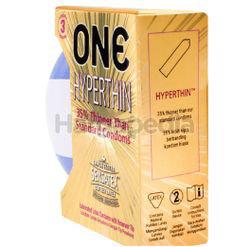 ONE Condoms Hyperthin Football Edition 3s