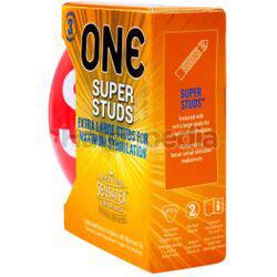 ONE Condoms Super Studs Street Art Edition 3s