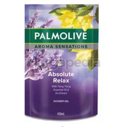 Palmolive Aroma Sensation Shower Gel Refill Absolute Relax 450ml