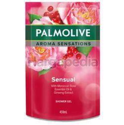 Palmolive Aroma Sensation Shower Gel Refill Sensual 450ml