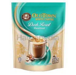 Old Town 3in1 White Coffee Dark Roast Hazelnut 10x25gm
