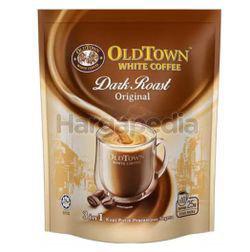 Old Town 3in1 White Coffee Dark Roast Original 10x25gm