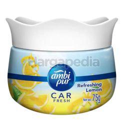 Ambi Pur Car Fresh Lemon Gel 75gm