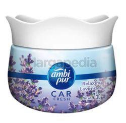 Ambi Pur Car Fresh Lavender Gel 75gm