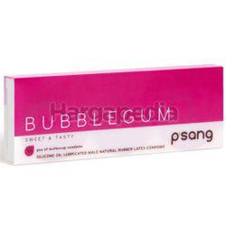 P'Sang Bubblegum Flavored Buttercup Condom 3s