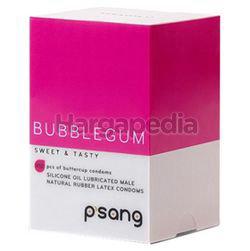 P'Sang Bubblegum Buttercup Condom 12s