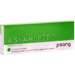 P'Sang Asian Fit Buttercup Condom 3s