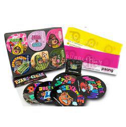 P'sang x Cloakwork Collaboration Buttercup Condoms 12s