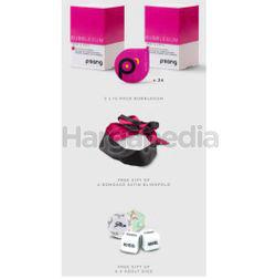 P'sang XOXOXO Gift Box Buttercup Condoms Bundle 1set