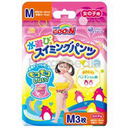 GOO.N Girl Swim Pants Diaper M 3s