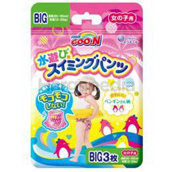 GOO.N Girl Swim Pants Diaper XL 3s