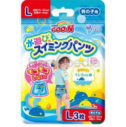 GOO.N Boy Swim Pants Diaper L 3s