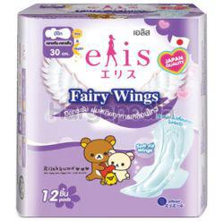 Elis Fairy Wings Sanitary Pad 30cm 12s