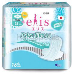 Elis Extra Slim 0.1 Sanitary Pad 25cm 16s