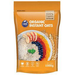 CED Organic Instant Oat 500gm