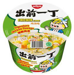 Nissin Bowl Noodle Chicken 112gm