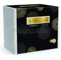 Royal Gold Black Serviette 80gm