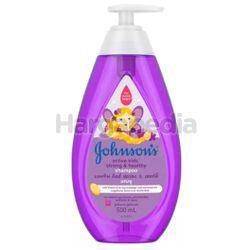 Johnson's Active Kids Strong & Healthy Shampoo 500ml