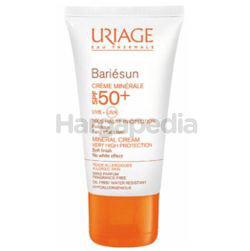 Uriage Bariesun Mineral Cream SPF50+ 50ml