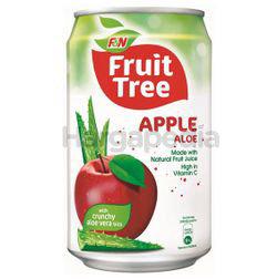 FruitTree Fruit Juice Apple Aloe 300ml