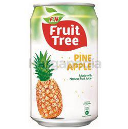 FruitTree Fruit Juice Pineapple 300ml