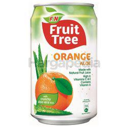 FruitTree Fruit Juice Orange Aloe 300ml
